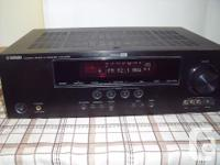 This receiver has 3 HDMI jacks, DTS, Dolby digital,