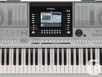 Regretably i am selling my PSR-S910 keyboard system.