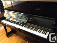 The U1 is the most well known upright piano model in