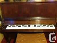 Yamaha U Series upright pianos have long been a leading