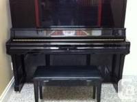 USED YAMAHA PIANO - Yamaha U5 Professional Piano for