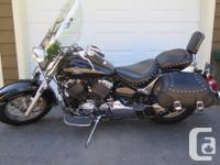 Make Yamaha Model V-Star kms 6310 Mint condition V-Star