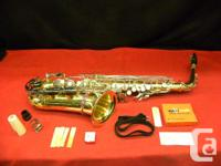 Yamaha YAS-23 Alto Saxophone in very nice condition for sale  British Columbia
