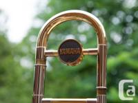 I have for sale a Yamaha YSL697Z Tenor Trombone. This