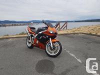 Make Yamaha Model Yzf kms 33000 *Price Drop* For sale