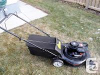 Good running condition Yard Machine 5.0 hp 21 inch lawn