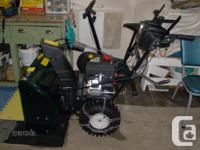 """24"""" in excellent condition. Very good machine. Was"""