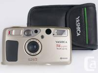I'm selling my trusty T4 film camera which is in