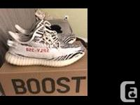 Got a pair of Size 14 Yeezy 350 Zebra�s that I bought