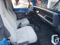 Make Jeep Model YJ Year 1993 Trans Manual kms 285994