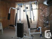 York Mega Max 3001 Gym $150.00 O.B.O. No tears or rips