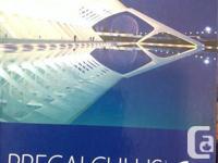 1. Precalculus mathematics for calculus 6e, $70 comes