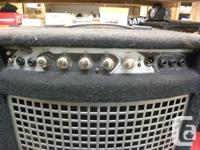 Yorkville Bass Master XM100 Bass combo amp, item
