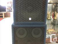 This 400 watt bass combo delivers amazingly smooth,