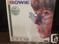 "DAVID BOWIE ""Love You Till Tuesday"" closed LP on Deram"
