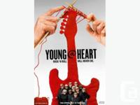 YOUNG AT HEART [You're Never too old to Rock]