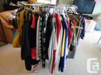 CLOTHING SALE FOR YOUNG LADIES SIZE S-M, NON SMOKING