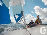 Hello greater Victoria sailing community. I am a