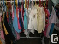 Girls Fancy Dress for Party's - Photos etc green velour