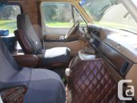 I'm asking 2000. (OBO) {BC Registered} This Van is a