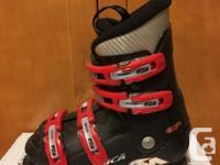 For sale: K2 120sm skis $65 Salomon 145cm skis $75