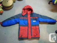 Youth Size 16 Jacket for sale. Like new. Only $15. We