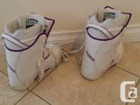 Morrow Board - 145 cm K 2 Boots - size 8 Good Condition