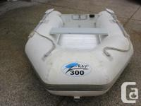 Boat is in very good condition. $3500 new no issue with