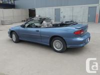 Make Chevrolet Model Cavalier Year 1999 Colour Blue