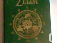 """The Legend of Zelda: Hyrule Historia is a 274-page for sale  British Columbia"