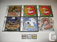 All Nintendo DS Games work perfect! Nintendo DS Games