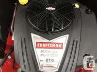 2011 Craftsman ZTS 7000 in excellent shape. 21 hp