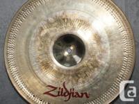 """15"""" Zildjian Azuka Latin Multicrash Cymbal hand/stick"""
