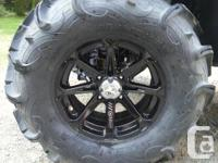 maxxis zilla tires 30/9R14 Fronts & & 30/11R14 Rears. for sale  British Columbia