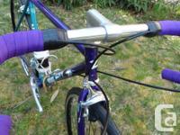 LEONARD CUSTOM ZINN USA 16 speed Racing Bike: Re-built for sale  British Columbia