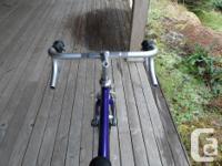 LEONARD CUSTOM ZINN 48cm Racing Bike: Re-built up from for sale  British Columbia