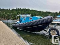 ZODIAC 733 WRITE UP Additional Specs, Equipment and