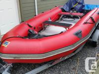 Boat has many extra's and in great running condition.