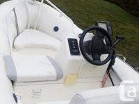 1999 Zodiac Yachtline 340L and trailer. 11 feet. for sale  British Columbia