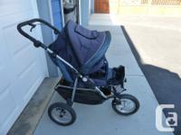 Zooper Folding Jogger Stroller For Sale Great shape